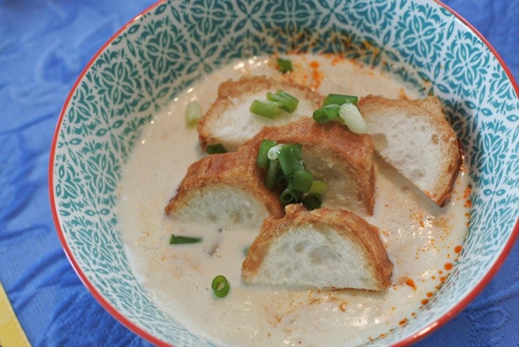 鹹豆漿(シェントウジャン)